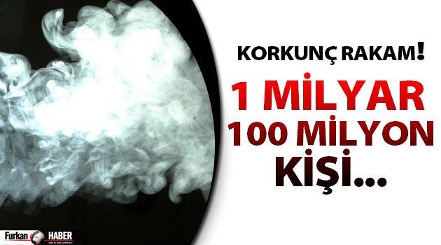 1 milyar 100 milyon kişi