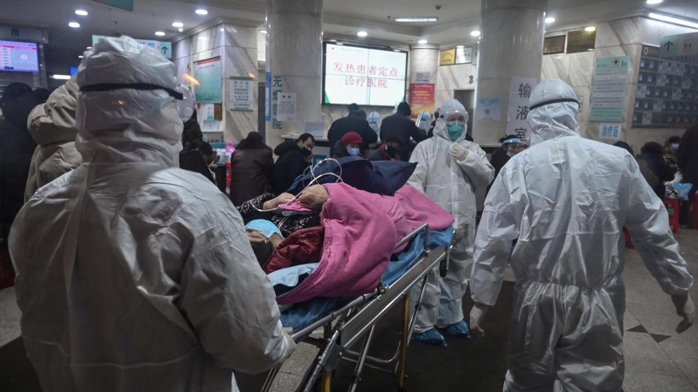 Çin'de yeni tip koronavirüs salgınında can kaybı 132'ye yükseldi