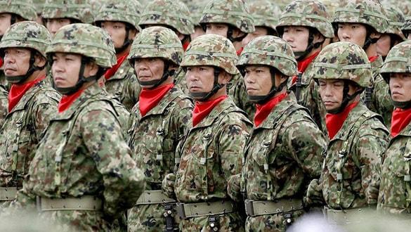 Japonya da Orta Doğu'ya asker gönderiyor