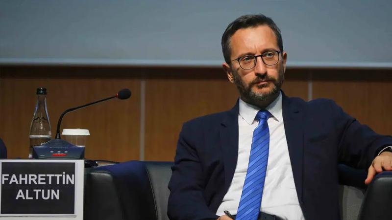 İletişim Başkanı Altun'dan İsrail ile BAE anlaşmasına tepki: Türkiye için yok hükmündedir