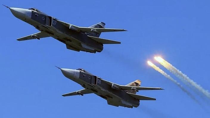 Rejime ait 2 uçak düşürüldü