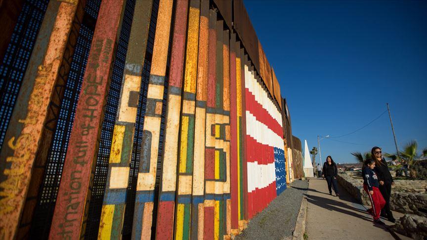 Pentagon'dan Meksika duvarına 3,8 milyar dolar fon