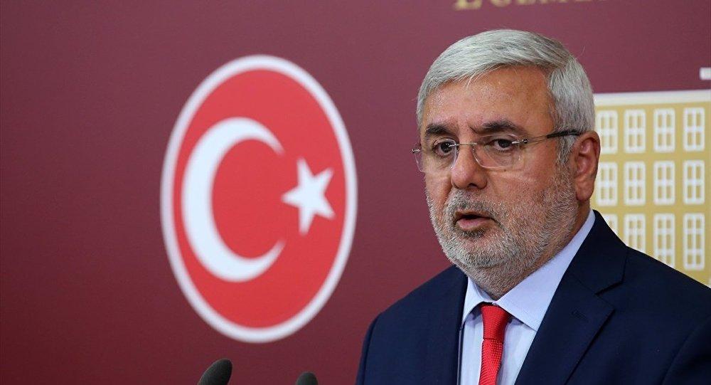 Metiner: 'AK Parti ömrünü tamamladı' demedim