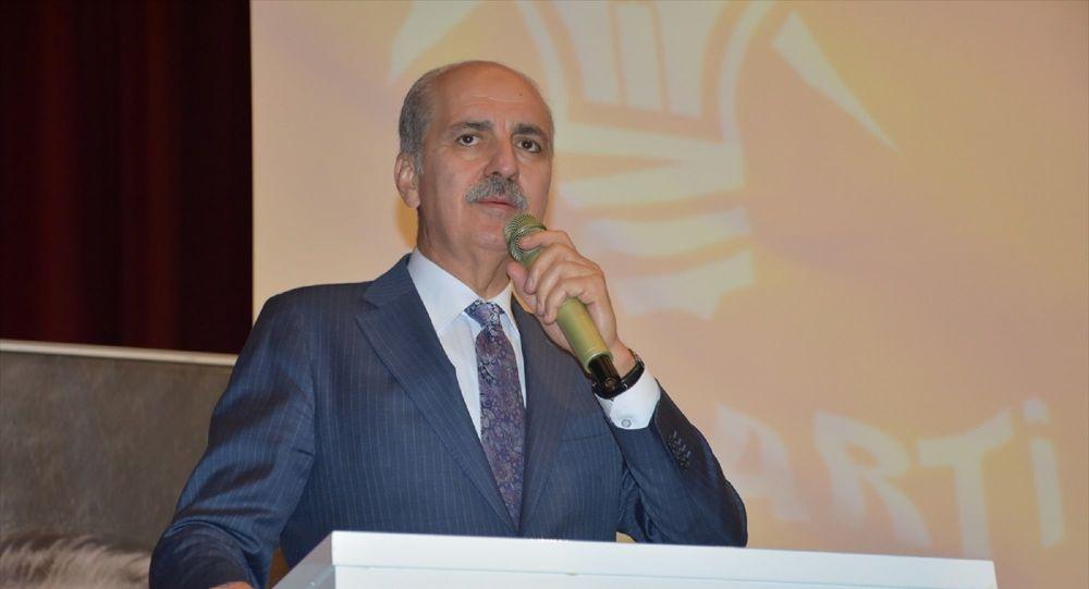 Kurtulmuş, Erdoğan'ın talimatlarını anlattı: Yolumuza Hz. Ömer, Hz. Hatice gibi kişilerle devam edeceğiz