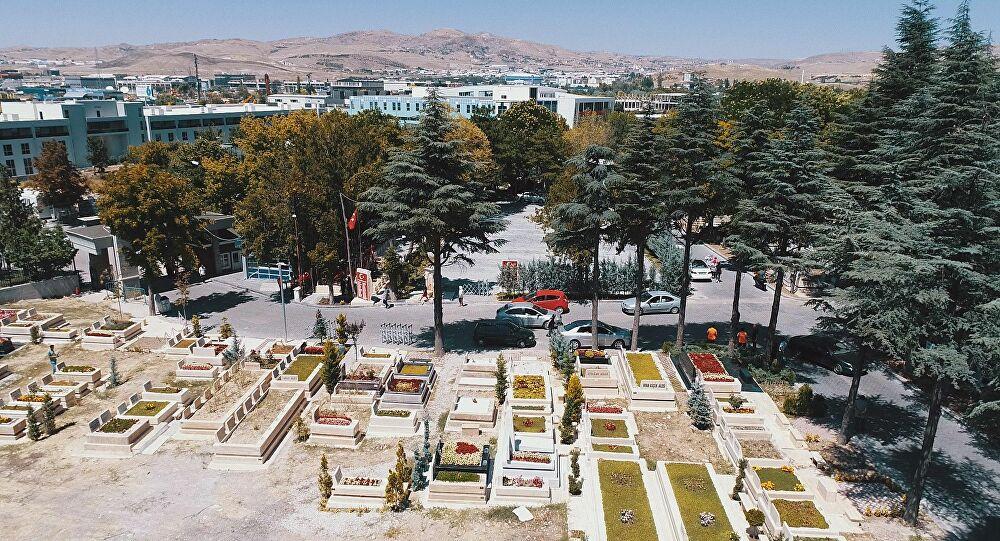 Ankara'da tüm mezarlıklar geçici süreyle ziyarete kapatıldı