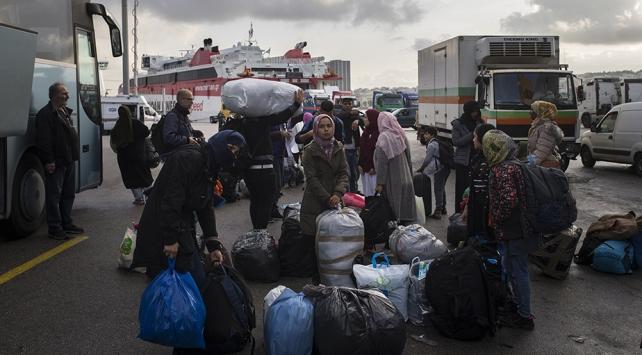Soylu geri gönderilen göçmen sayısını açıkladı