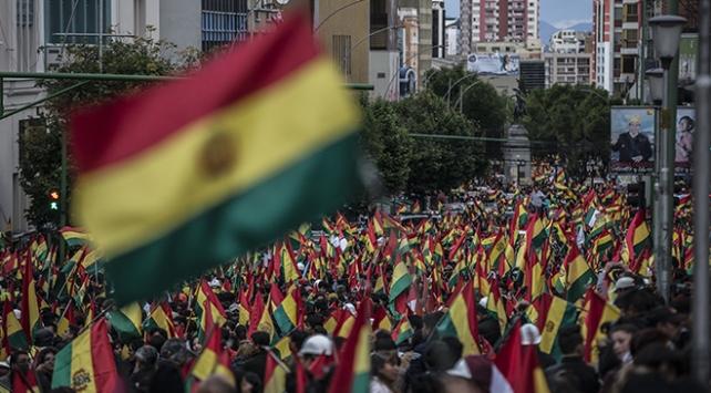 Bolivya'da şiddet olayları artıyor!