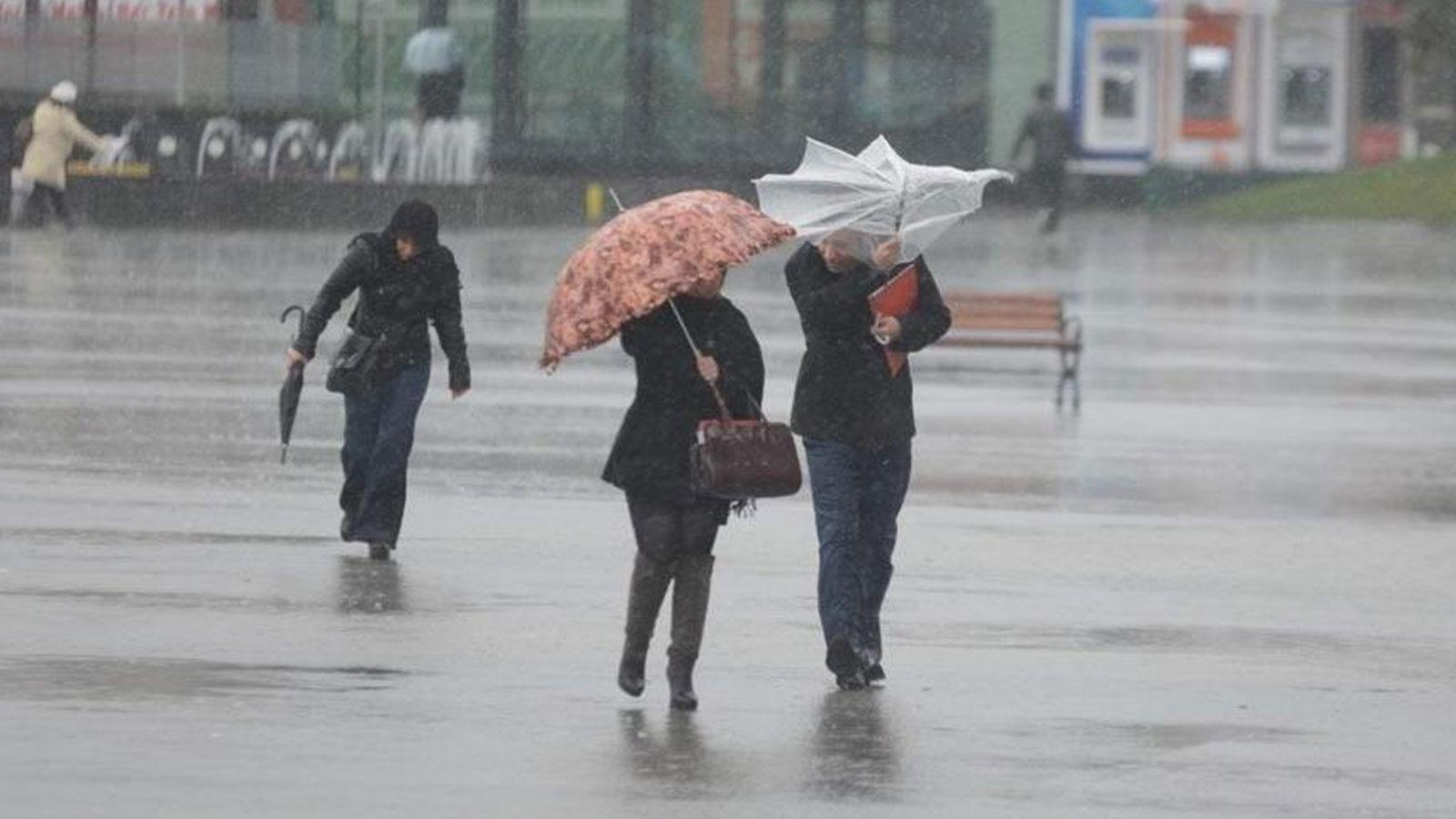 Meteoroloji'den yağış ve sıcaklık uyarısı!