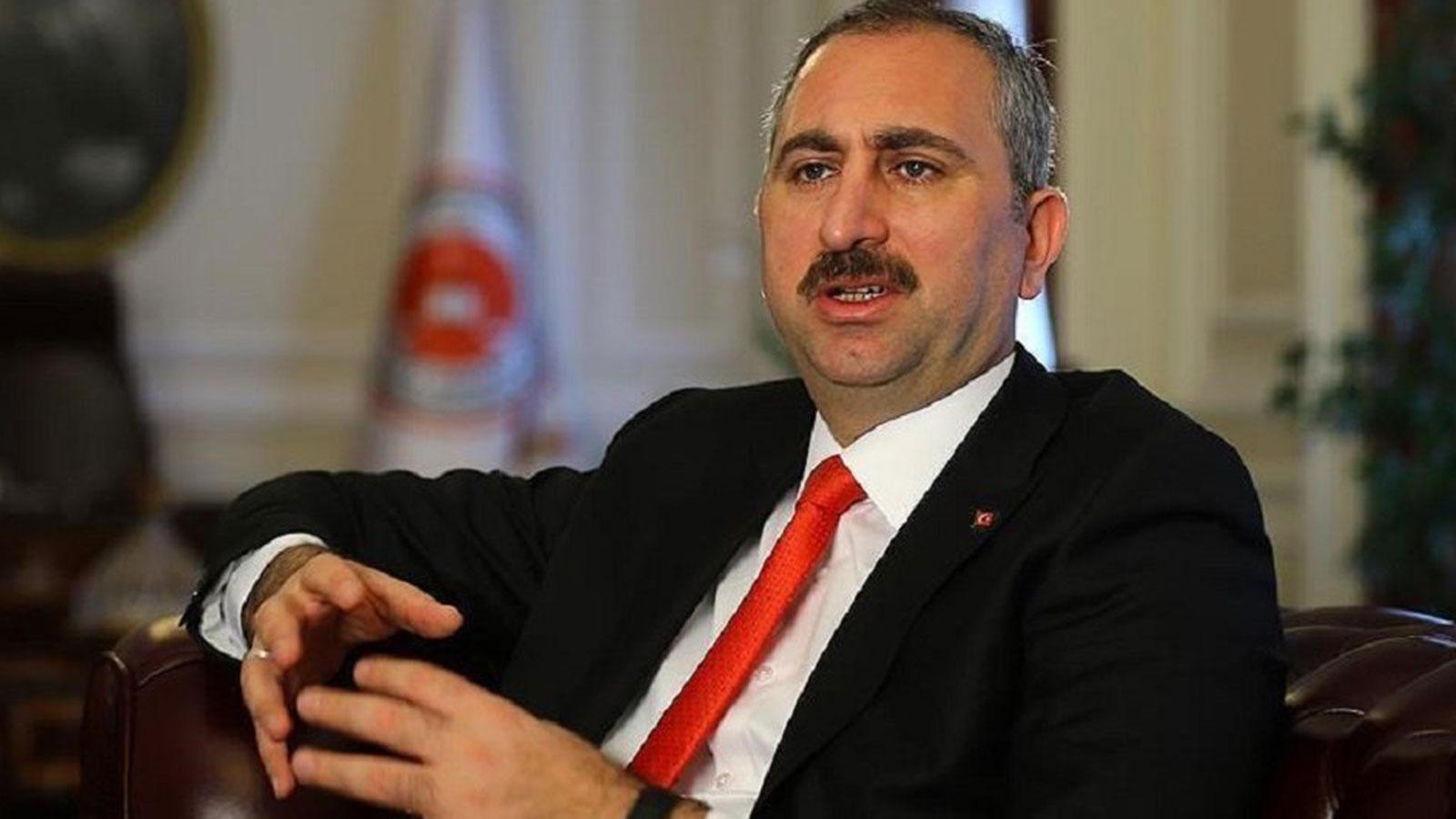 Adalet Bakanı Gül: Yargı reformu ile sonunda yargıya güven artacak