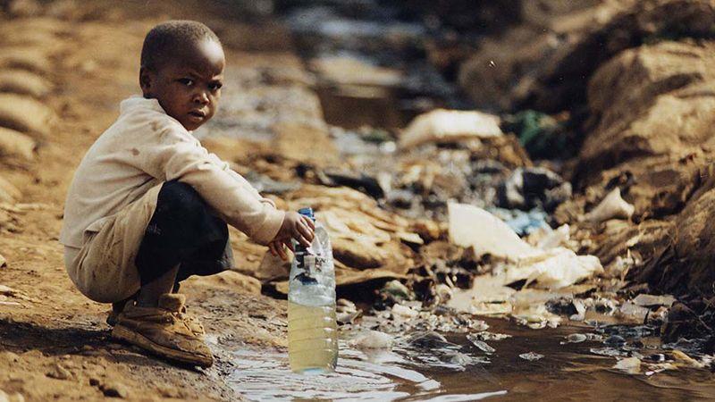 Dünya nüfusunun 4'te biri su kriziyle boğuşuyor