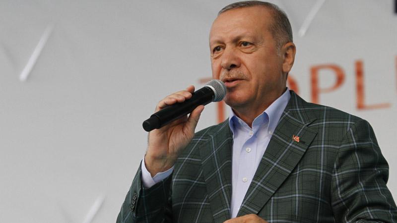 Erdoğan: Seçilmiş olmak hiç kimseye suç işleme özgürlüğü tanımaz