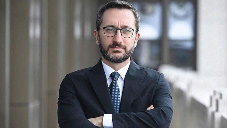 Fahrettin Altun: Basın özgürlüğü demokrasinin bel kemiğidir!