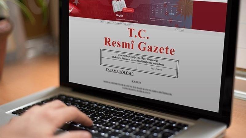 Resmi Gazete'de yayımlanan atama kararıyla 5 ilin emniyet müdürü değişti