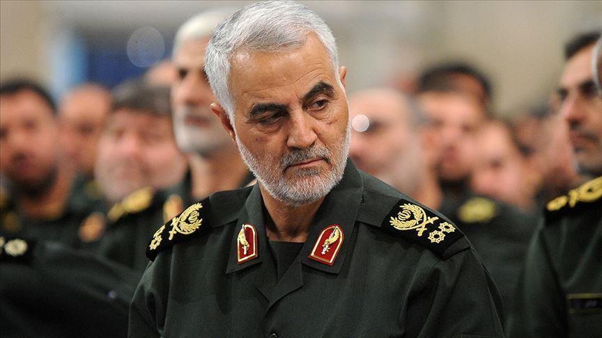 Trump'ın talimatıyla İran Devrim Muhafızları Komutanı Kasım Süleymani öldürüldü!