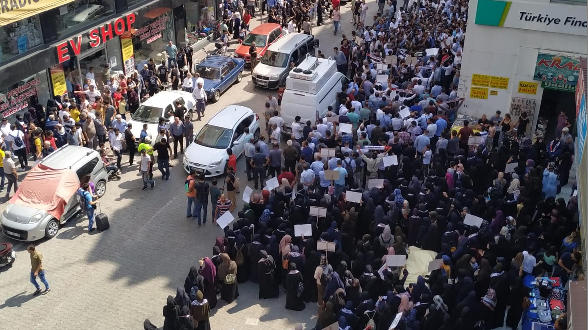 Furkan Gönüllülerinden Tutukluluk Kararına Tepki: Zalime Boğun Eğmeyeceğiz!