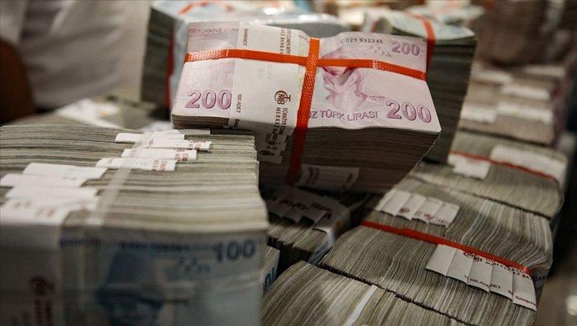 Hazine 3,4 milyar lira borçlandı