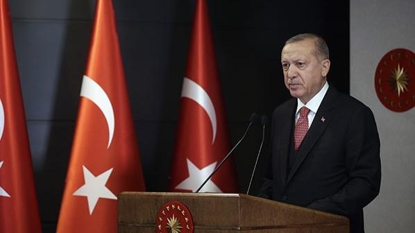 Erdoğan: Camiler 29 Mayıs'ta kısmen açılıyor