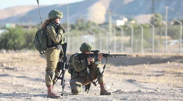 Siyonist İsrail askerleri Filistinli bir kadını şehit etti