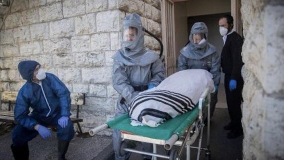 İsrail'de Kovid-19 vaka sayısı 5 bin 500'ü aştı