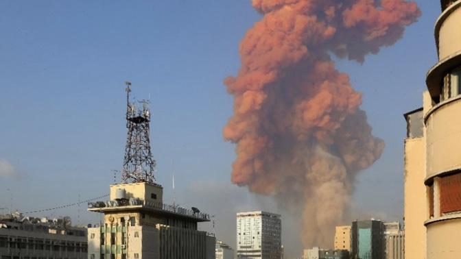 Lübnan hükümeti, Beyrut patlamasında sorumluların belirlenmesi için 4 gün süre verdi
