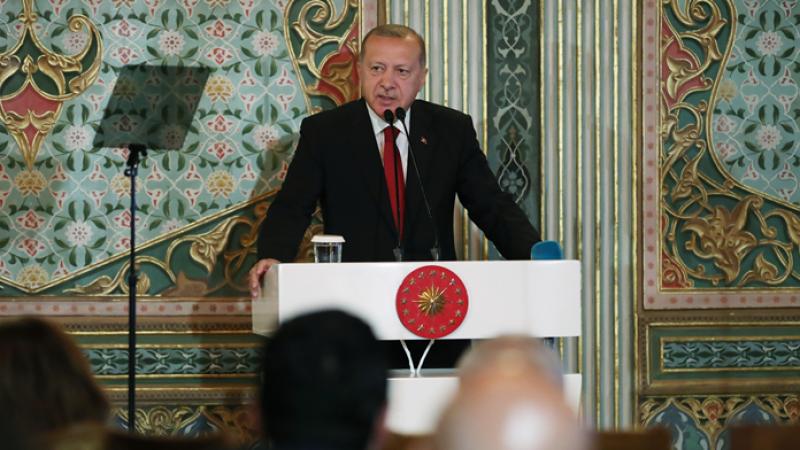 Erdoğan: Şehirleri çirkinleşmiş bir medeniyet öne çıkamaz
