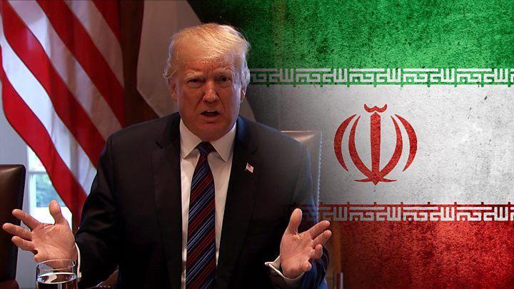 İran Trump'ı yalanladı: İHA düşürüldüğüne dair bir bilgi yok