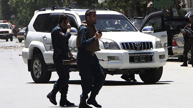 Afganistan'da patlama: 15 ölü