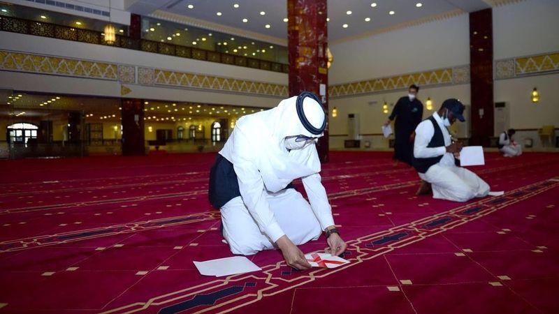 Mekke'de camiler 21 Haziran'da yeniden açılıyor