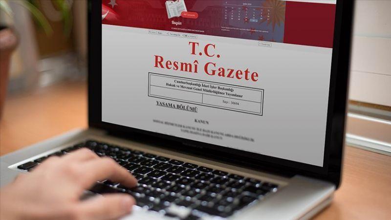 Resmi Gazete'de yayımlandı! Bazı üniversite ve kurumlara atama yapıldı