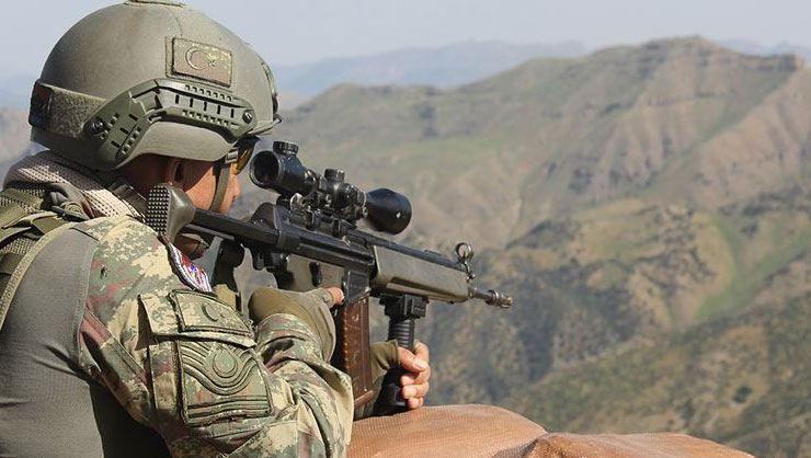 MBS: Hakkari'de çatışma! 2 asker şehit oldu