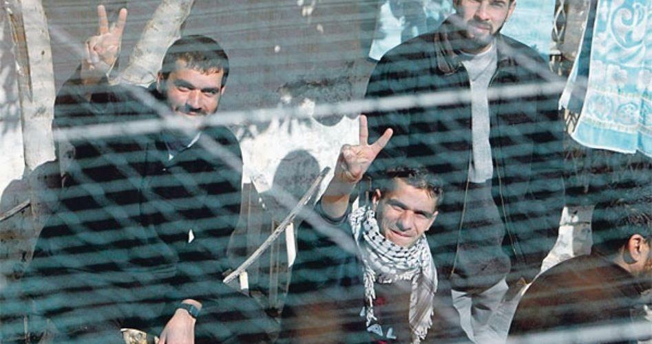 Filistinli esirlerin açlık grevi sürüyor