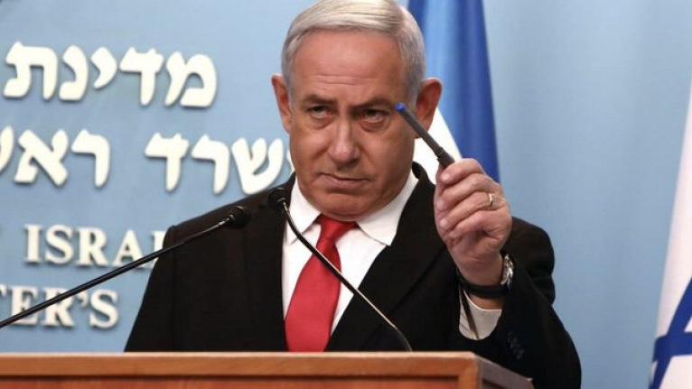 Netanyahu'dan küstah açıklama: Filistin devleti kurulmasına kesinlikle onay vermeyeceğim