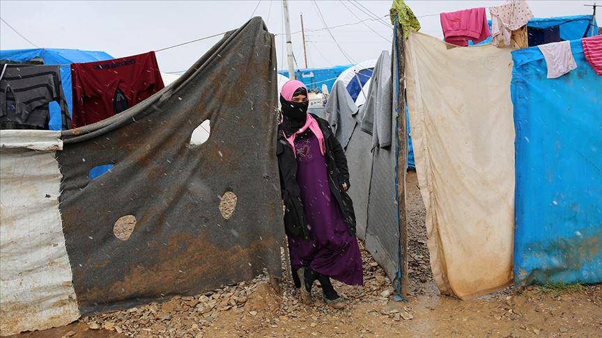 IKBY'deki İç Göçmen ve Sığınmacı Sayısı 1 Milyonu Aştı