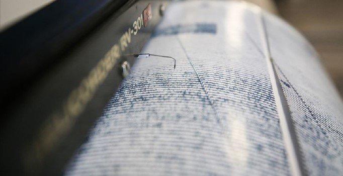 Yunanistan'da 5.2 büyüklüğünde deprem meydana geldi