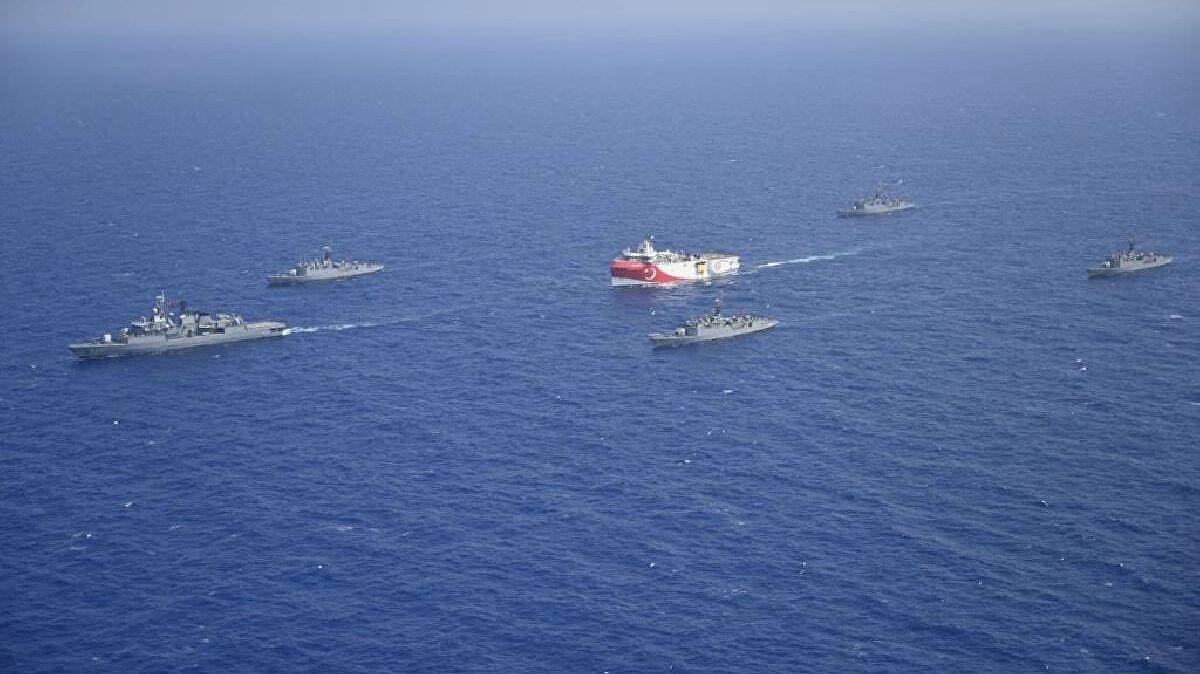 Milli Savunma Bakanlığı'ndan Oruç Reis açıklaması