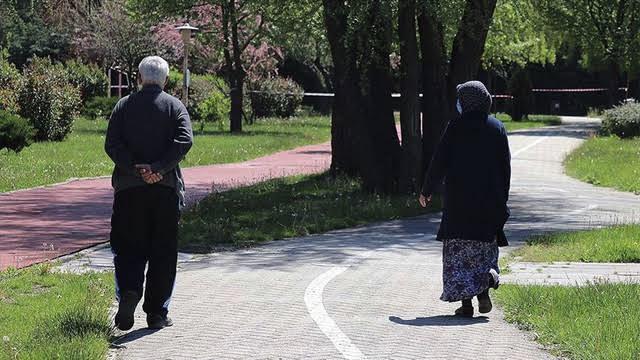 Gaziantep'te 65 yaş üstüne kısıtlama getirildi