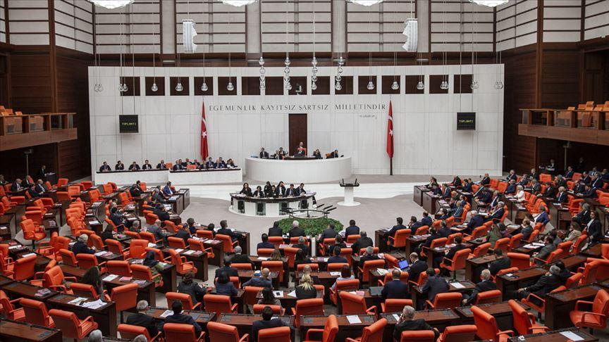 Libya ile askeri anlaşmaya ilişkin kanun teklifi Meclis Başkanlığına sunuldu