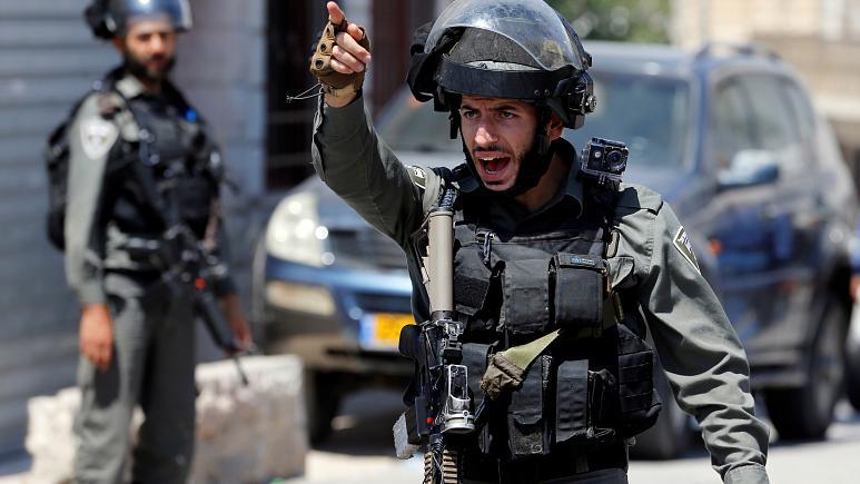 İşgalci İsrail Kudüs'te Bir Filistinliyi Şehit Etti
