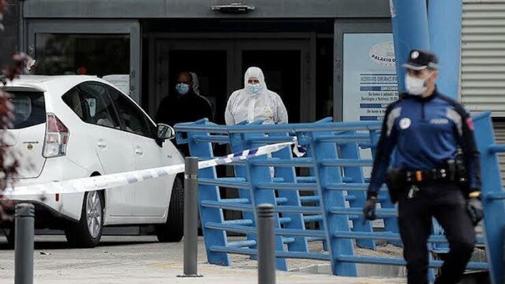 İspanya'da koronavirüs bilançosu artıyor: Ölü sayısı 15 bini aştı