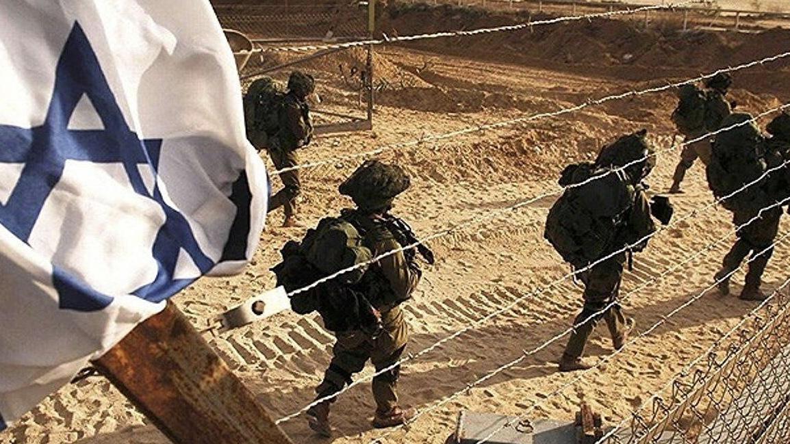 İşgalci İsrail kendisine ait İHA'yı Lübnan'dan geldiğini zannederek vurdu