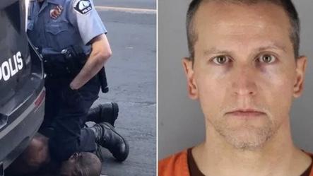 Floyd'u öldürmekle suçlanan eski polise emekli ikramiyesi