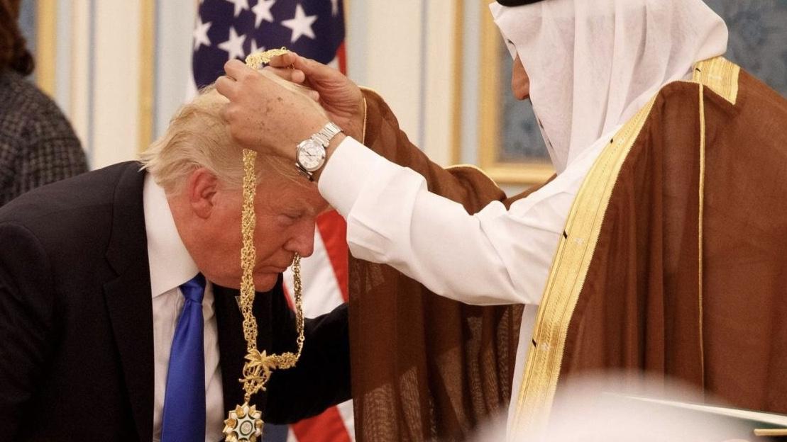 Suudi Arabistan ve Birleşik Arap Emirlikleri'nden ABD'nin sözde İsrail-Filistin planına destek