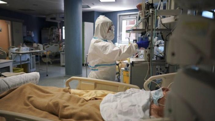 DSÖ: Covid-19'un ölüm oranının gripten 10 kat daha fazla olduğu tahmin ediliyor