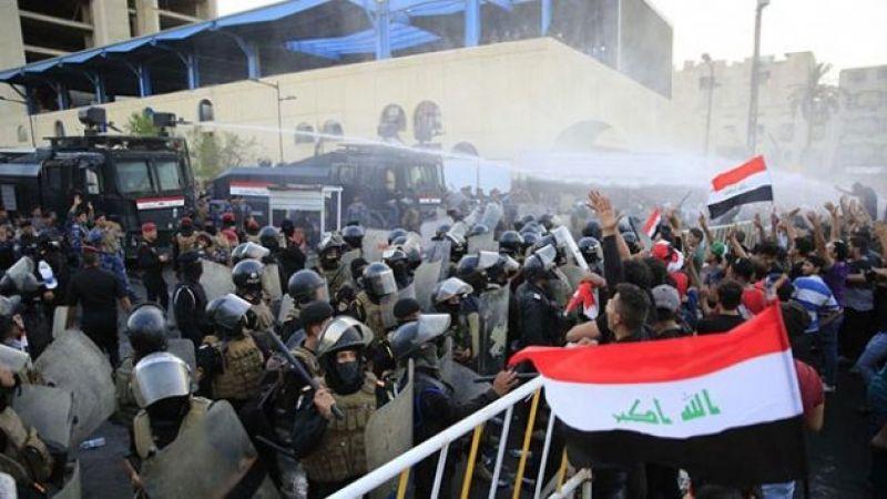 Irak gösterilerinde ölü ve yaralı haberleri gelmeye devam ediyor