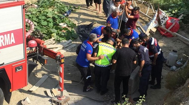 Adana'da su kuyusu faciası: 4 ölü