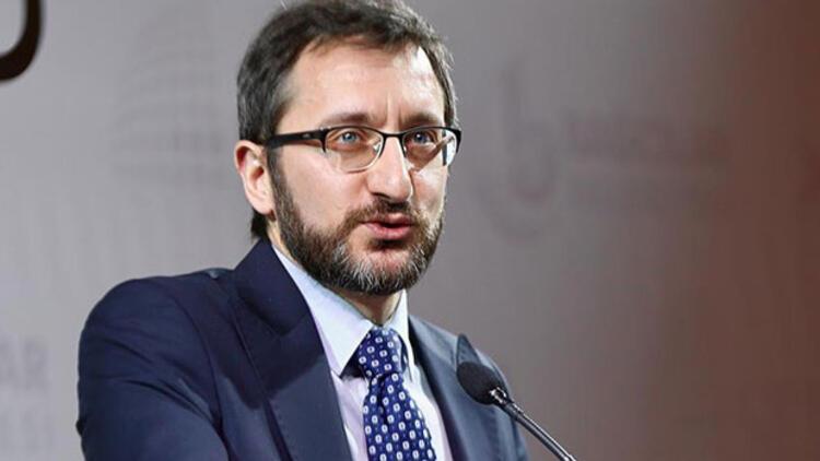 İletişim Başkanı Altun, Twitter'ı eleştirdi: Bu platform ideolojik kara propaganda makinasına dönüşmüştür