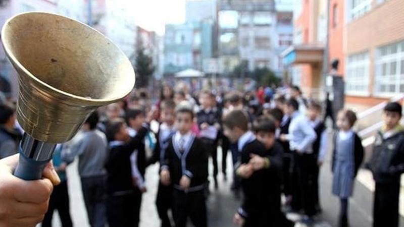 Milli Eğitim Bakanlığı'ndan okulların açılmasına ilişkin 4 plan