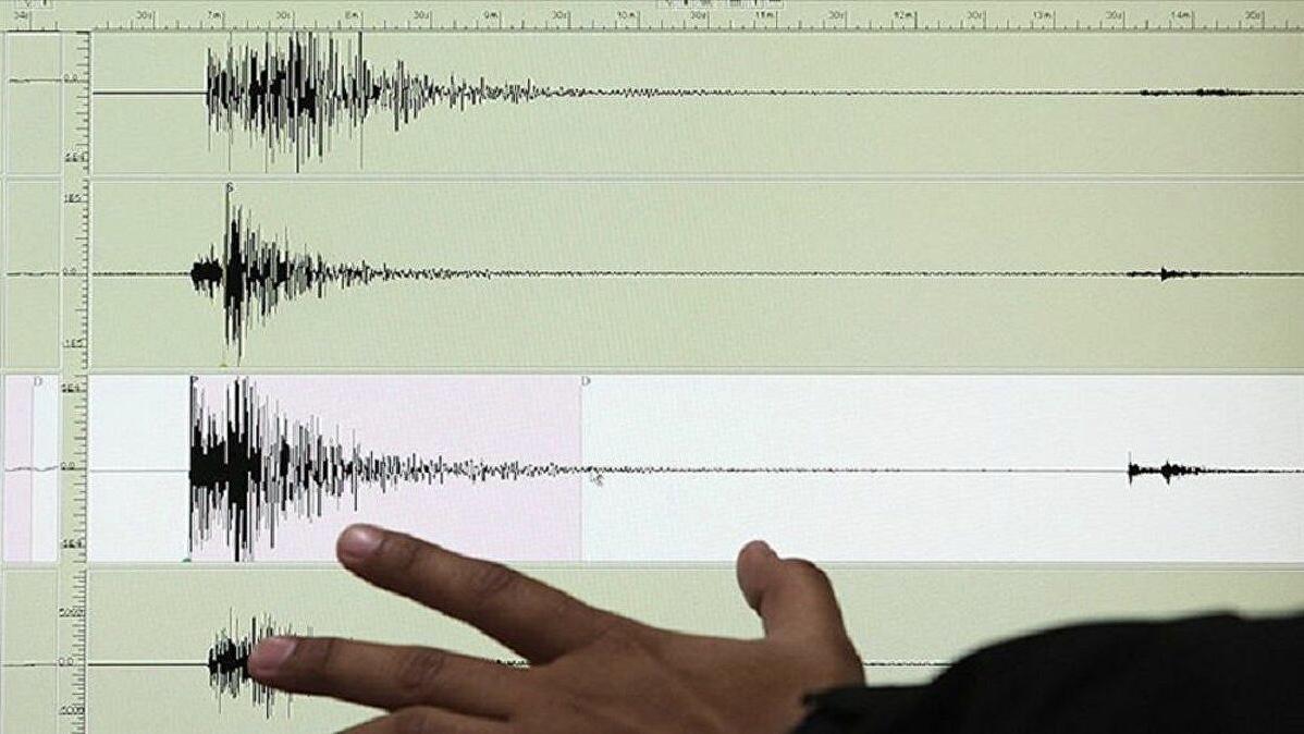 İzmir'de 4.1 büyüklüğünde deprem