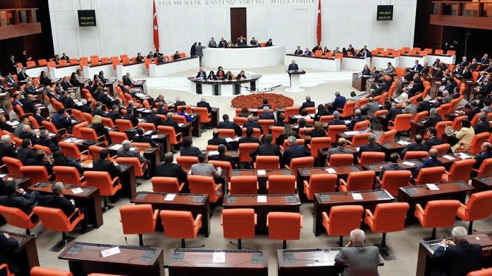 Doğu Türkistan önergesi AK Parti ve MHP'nin oylarıyla reddedildi