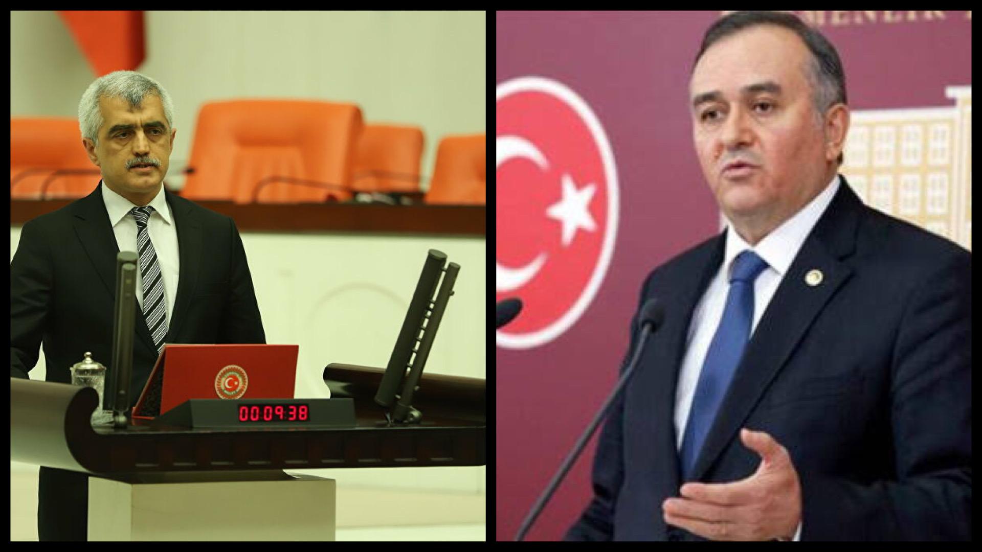 """Gergerlioğlu'nun """"50 milyar için Doğu Türkistan'ı sattınız"""" sözlerine MHP'li Akçay'dan yanıt: Ne yapacağız, Çin'e savaş mı açacağız?"""